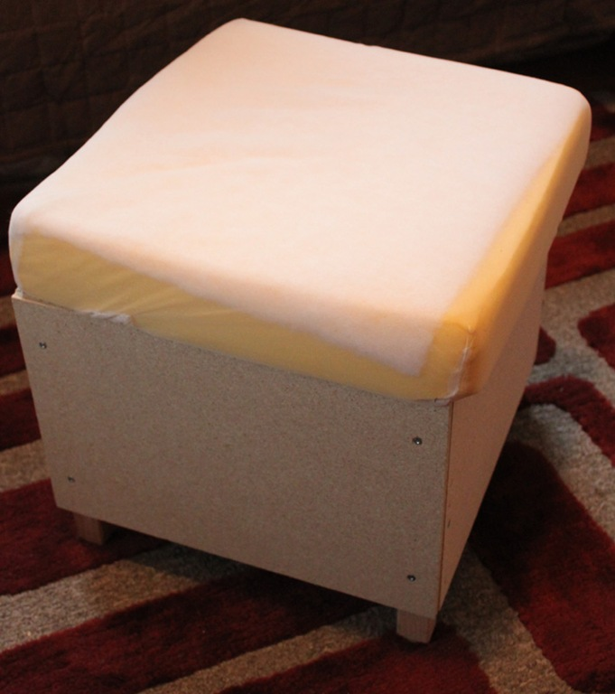 Astonishing Diy Sew Your Own Ottoman Covers Domestocrat Bralicious Painted Fabric Chair Ideas Braliciousco