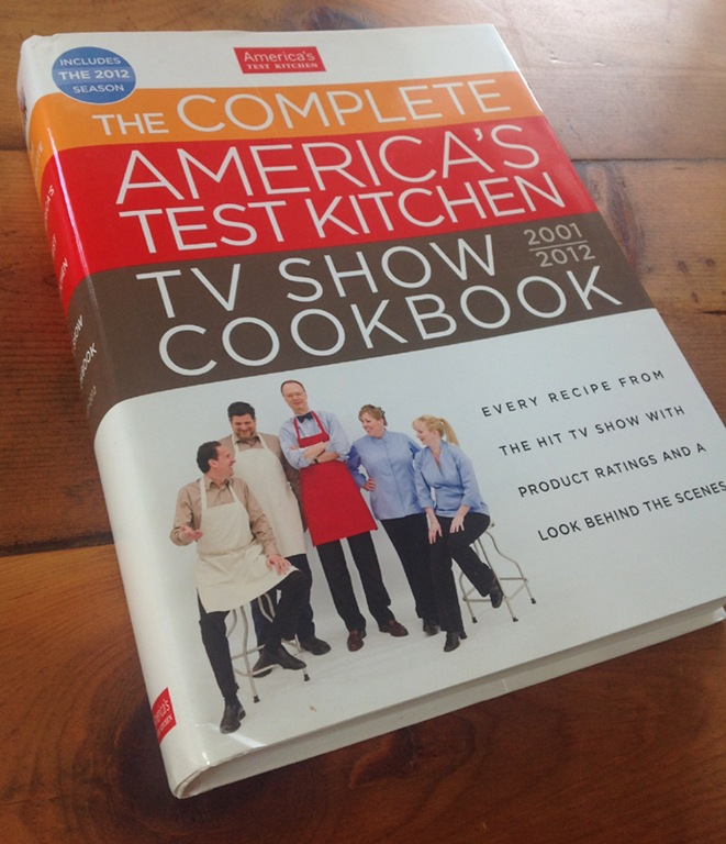 America's Test Kitchen Follow Up Domestocratrhdomestocrat: Americas Test Kitchen Cookbook At Home Improvement Advice