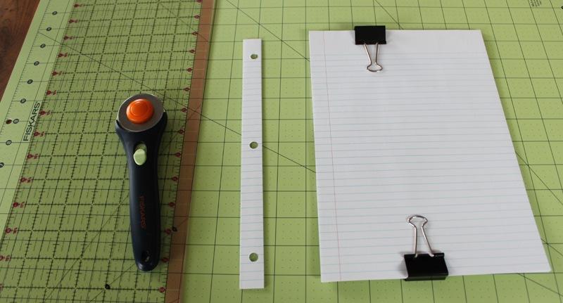 Crafty Corner Saddle Stitch Notebook Domestocrat