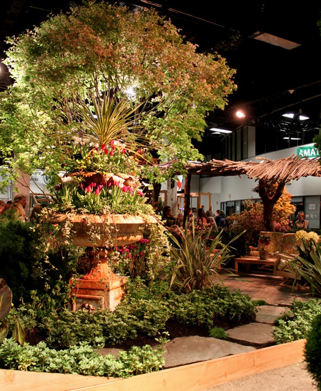 The Theme This Year Was Seeds Of Change So All Of The Displays Showed How  Local Gardeners And Green Thumbs Alike Are Using New Plants And Gardening  Methods ...