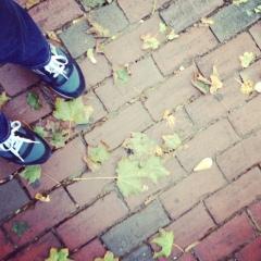 feetleaves
