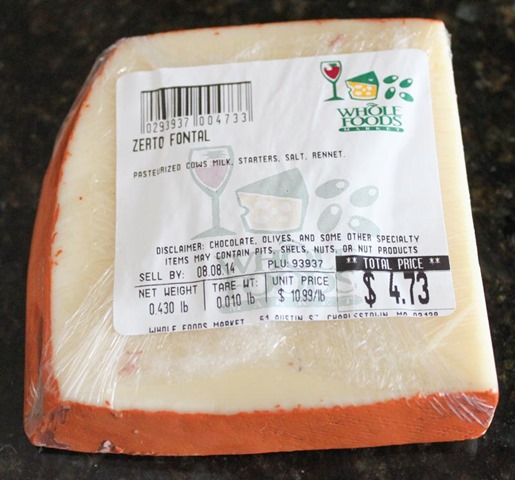 Farmers Cheese Whole Foods