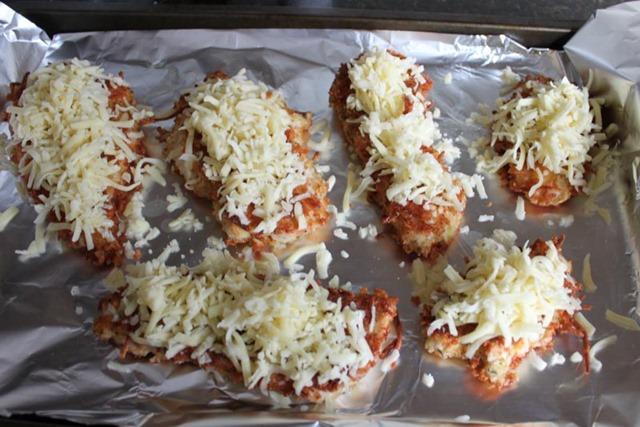 America S Test Kitchen Baked Chicken Parmesan
